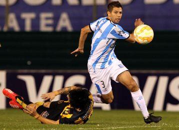 Racing pierde a Grimi por una lesión para las semifinales ante el Libertad