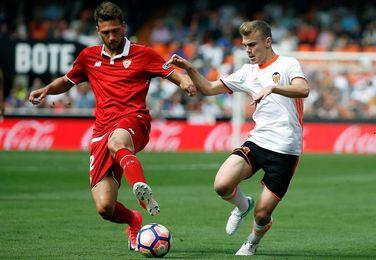Un empate truncó el año pasado una racha a favor del Valencia ante el Sevilla