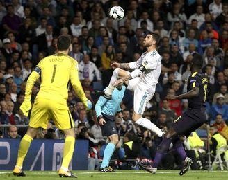 1-1. Keylor salva a un Real Madrid sin puntería en el Bernabéu