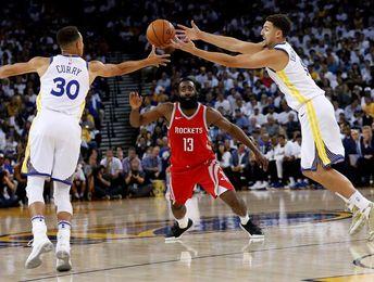 121-122. Tucker y los Rockets frustran la celebración de los Warriors como campeones