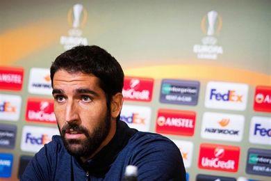 """Raúl García: """"Hay que ser realistas, tenemos un punto y hay que ganar"""""""