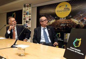 El Gran Canaria Arena acogerá el espectador 1 millón en el Herbalife-Joventut
