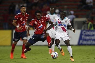 1-1. Junior saca un empateen visita a Medellín en final ida de Copa Colombia