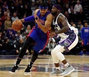 102-90. Harris aporta doble-doble en triunfo de los Pistons