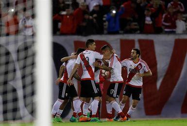 4-1. River Plate vence a Atlanta y pasa a semifinales de la Copa Argentina