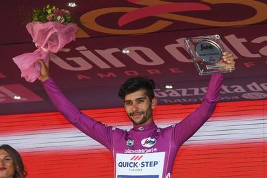 El colombiano Gaviria gana la primera etapa del Tour de Guanqxi