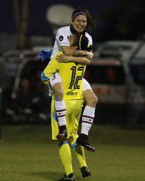 0-2. Colo Colo gana a River y espera rival en busca de segunda Libertadores