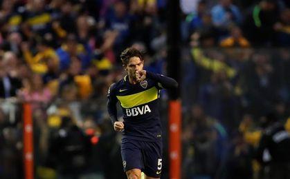 Sin Gago, Barrios, Goltz y Fabra, el líder Boca Juniors se torna mutante