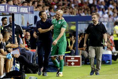 """Garitano: """"Al Athletic le veo francamente bien"""""""