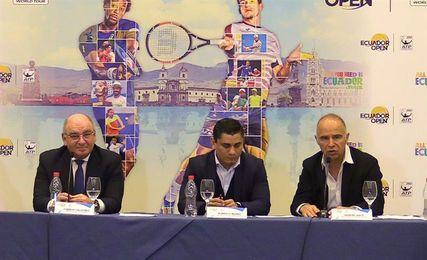 Pablo Carreño y Gaël Monfils disputarán el Abierto de Ecuador en Quito