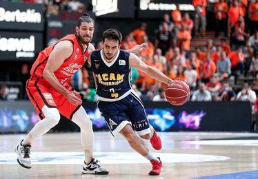 El partido UCAM-Valencia Basket estará dedicado al Corredor Mediterráneo
