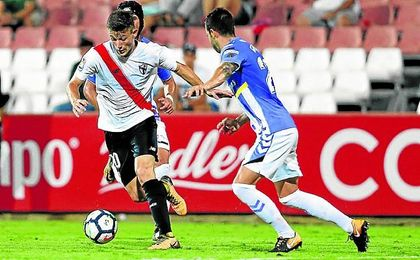 El filial necesita los goles de Marc Gual, que aún no se ha estrenado.