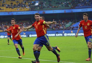 3-1. España acaba con la revelación del torneo Irán y ya está en semifinales