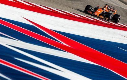 Alonso se retira en Austin por un nuevo problema de motor