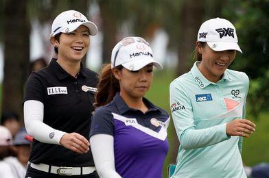 La coreana Eun-Hee Ji gana ocho años después con Carlota Ciganza tercera