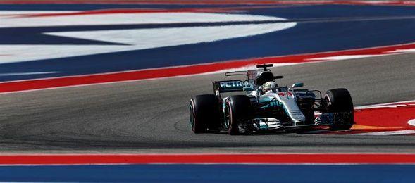 Hamilton mejora su récord y dispondrá de la bola de Mundial desde la pole en EE.UU.