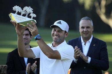 Sergio García logra en Valderrama su tercer título en 2017