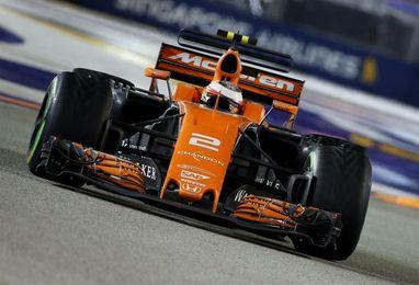 Vandoorne, compañero de Alonso, saldrá el último en Austin