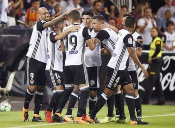Zaza toma el relevo de Rodrigo con goles en cinco partidos seguidos