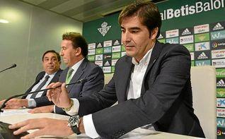 """Haro pondrá """"a disposición de los béticos el 51 % de las acciones"""" del club"""