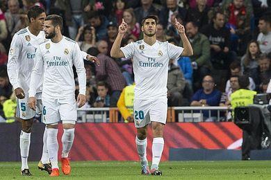 El Real Madrid firma su triunfo más amplio del curso en el Bernabéu