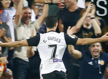 Guedes, la estrella emergente del nuevo Valencia