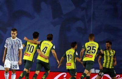 Illarramendi y Leo Baptistao alcanzan los tres goles