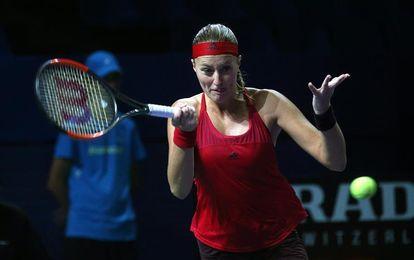 Kristina Mladenovic se estrena en el Top 10
