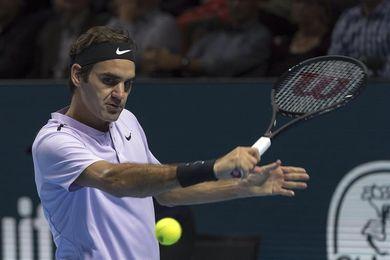 Federer, Goffin y Cilic progresan sin contratiempos