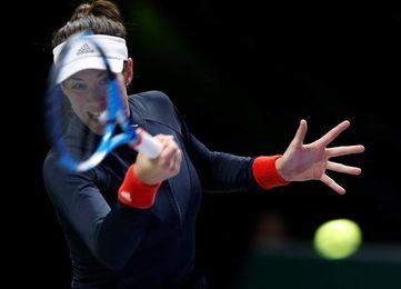 Pliskova arrolla a Muguruza, que se jugará las semifinales ante Williams