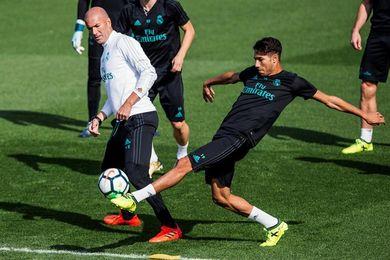 El Real Madrid prepara el choque ante el Fuenlabrada con 12 ausencias