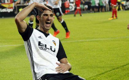 Cuando Guedes pudo ser del Sevilla