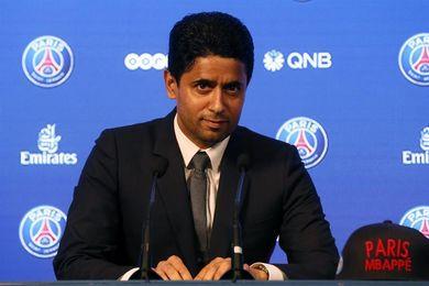 """El presidente del PSG dice que """"no tiene nada que esconder"""" tras declarar en Suiza"""