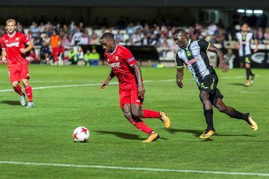El Sevilla cambia la dinámica negativa con una Copa balsámica