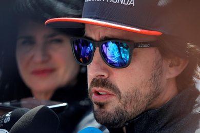 """Fernando Alonso:""""En menos de un año correré dos carreras míticas"""""""