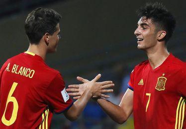 """Ferrán Torres: """"Es un reto tratar de ganar este mundial por primera vez"""""""