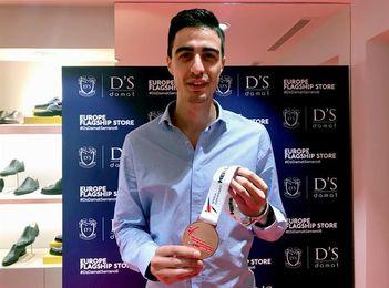 """Joel González: """"El bronce en el Grand Prix de Londres es una motivación muy grande"""""""