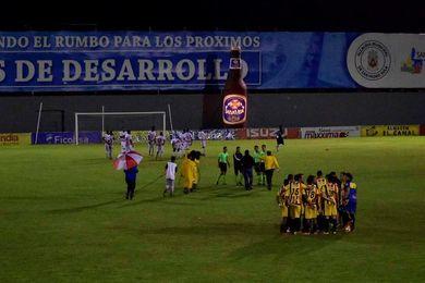 Juticalpa vence a Marathón y posponen dos juegos del torneo Apertura de fútbol en Honduras