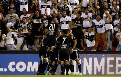 Olimpia comparte con Cerro Porteño el liderato tras un empate con Sol de América