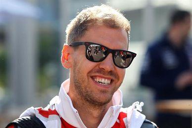 """Sebatián Vettel: """"Todavía no está todo acabado"""""""