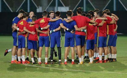 """Abel Ruiz: """"Lo importante es ganar el Mundial. Si mis goles ayudan, mejor"""""""