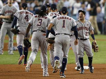 Los Astros regresan a Houston con el objetivo cumplido de lograr una victoria