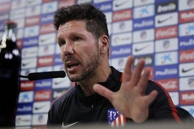 Koke, Carrasco y Vrsaljko, ausencias de la convocatoria del Atlético
