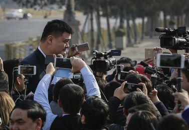 La liga china, con Yao Ming como jefe supremo, comienza una nueva era