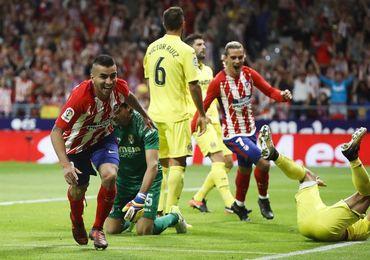 1-1. Bacca frustra al Atlético