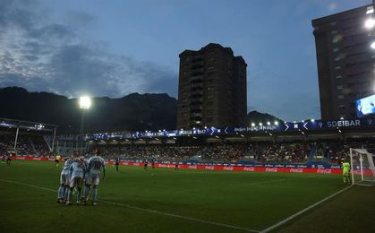 El Eibar juega su primera final ante el Levante
