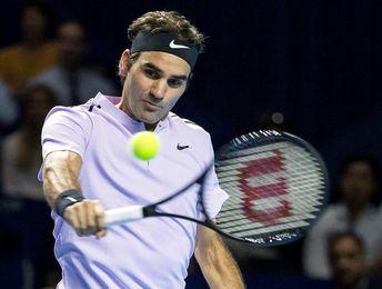 Federer y Del Potro se vuelven a citar en Basilea