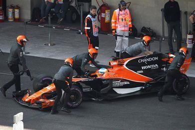 """Fernando Alonso: """"Por primera vez en tres años teníamos el mejor coche"""""""
