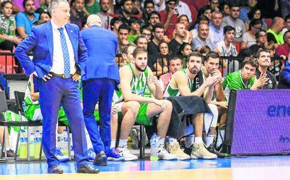 Joventut-Real Betis: Duelo de máxima necesidad