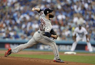 Kershaw y Keuchel buscan romper el empate entre Dodgers y Astros
